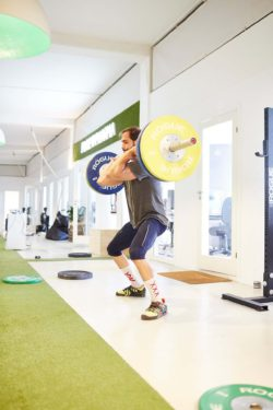 Health growth is very important at PurePharma. Also when it comes to musculature.
