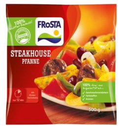 For working people frozen convenience food is a handy alternative to ensure the intake of vitamins and minerals in a time-saving manner.© FRoSTA AG