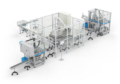 PACKAGING SYSTEM FOR ASEPTIC PACKAGES