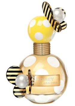 "Utterly female – a fragrance bottle by Marc Jacobs. Photo: Marc Jacobs Honey - Category ""Best Flacon Design"". © DUFTSTARS 2014"