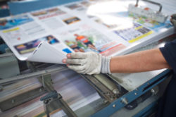 The rising demand for packaging also benefits the print industry. Over Euro 470 billion and, hence, almost 50% of the entire print business is expected to be accounted for by packaging and label print