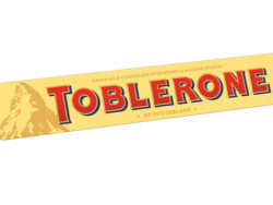 Toblerone's success story started with its 100-gram packaging with the iconic triangular shape. Photo: Mondelēz International
