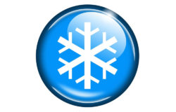 Photo: Schnee Button © openwater / fotolia.com