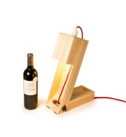 """Wine Light"" is guaranteed to create a romantic atmosphere at a candlelit dinner. © Rackpack Germany"