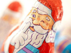 Shhhh.... Christmas merchandise that cannot be sold at reduced prices is often given to charitable institutions. © faktorzwei, fotolia.com