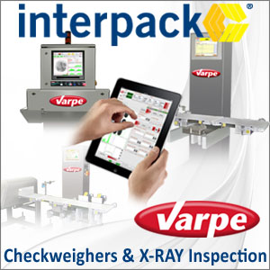 VARPE Checkweighers & X-Ray Inspection