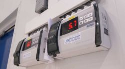 Temperature monitoring for goods liable to cooling. © UPS