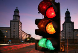 In the EU the traffic-light system for food labelling failed in 2010. Photo: Nuon Germany