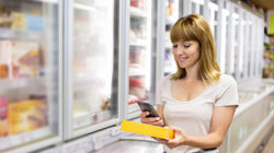 Packaging with new dimensions: Using innovative technologies becomes a linking element between real and digital worlds. hoto: ldprod - Fotolia.com