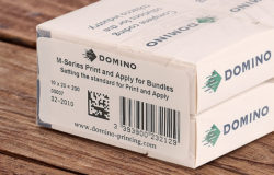 The EU Directive 2014/40/EU stipulates that packaging of tobacco products must feature a unique identification comparable to pharmaceutical packaging from May 2019. Photo: Domino