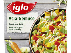 Flexible packaging is considered a resource-efficient solution due to its low weight. Photo: Iglo