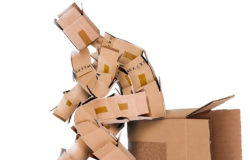 The growth of online shopping is fuelling a rise in the use of paper and cardboard packaging materials. Photo: Stora Enso
