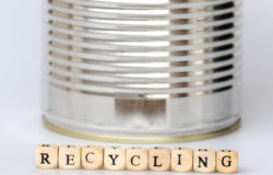 Metal – recycling king: recycling one ton of scrap steel saves about one ton of CO2 emissions. Photo: © blende11 / www.fotolia.com