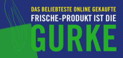 Grafik: The most popular fresh product purchased online is …