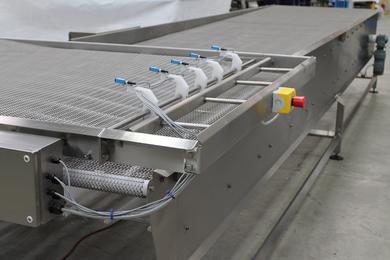 New Servo Shuttle Conveyor