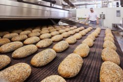 Lieken delivers its products to 12,000 retail stores and so ensures fresh bread and bread rolls on the breakfast table.
