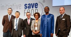 Strong together: the SAVE FOOD Initiative is a coalition of the FAO, the UNEP, Messe Düsseldorf and numerous representatives from the global business world and influential organisations. © Messe Düsse