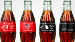For the 2018 Winter Olympics Coca-Cola is launching special editions featuring the names of 4 US athletes on the US market. Photo: The Coca-Cola Company