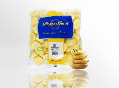 Coveris Packaging from Green PE for Potatoes from Schaap