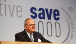 """The development of the SAVE FOOD Initiative has convinced us that we are on the right track in our quest to curb food losses and food waste in sensible ways."" © Messe Düsseldorf"