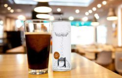 Nitro Coffee from a can. Photograph: Ardagh Group