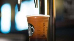 Nitro Coffee on tap... Photograph: Starbucks