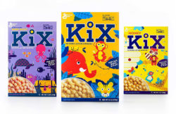 Children prefer products with appealing colours, images and shapes. Producers leveraging these insights for their packaging design can substantially contribute to children's health promotion. Photo: G