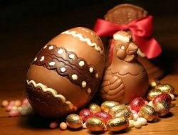 The production of Easter confectionery starts quite early – in December. © maribu2000 / fotolia.com