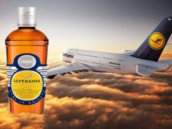 The Lufthansa Cocktail edition in 2005, marking the airline's 50th anniversary. © Lothar Böhm & Associates GmbH