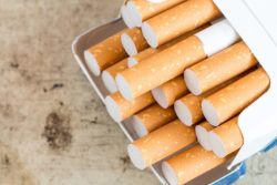 Cigarette sales are going down. Advertising bans, warning notes and tax increases are putting pressure on the tobacco industry. Business, however, is bright. Photo: graja / fotolia.com