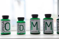 At this time, the product range includes four supplements and a test to determine the supply status.