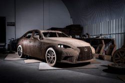 Every single Lexus car is checked by the origami professionals – so-called Takumis –  in detail. © Toyota (GB) PLC