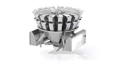 RW116D multi head weigher