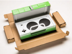 Barrier-free packaging for barrier-free gaming. Photo: Microsoft