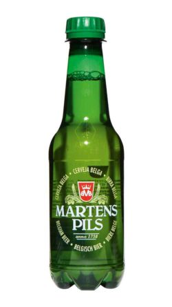 Martens Pils will soon be available on selected supermarket shelves in a newly designed digital PET format. © KHS