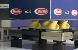 Fancy some freshly printed pasta? Photograph: Barilla